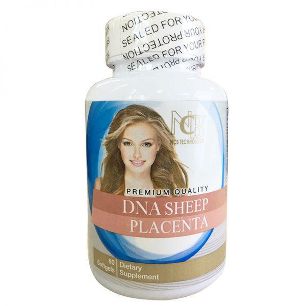 DNA Sheep Placenta giảm khô da