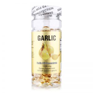 Garlic Oil hạ mỡ máu