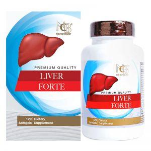 Liver Forte bổ gan giải độc gan