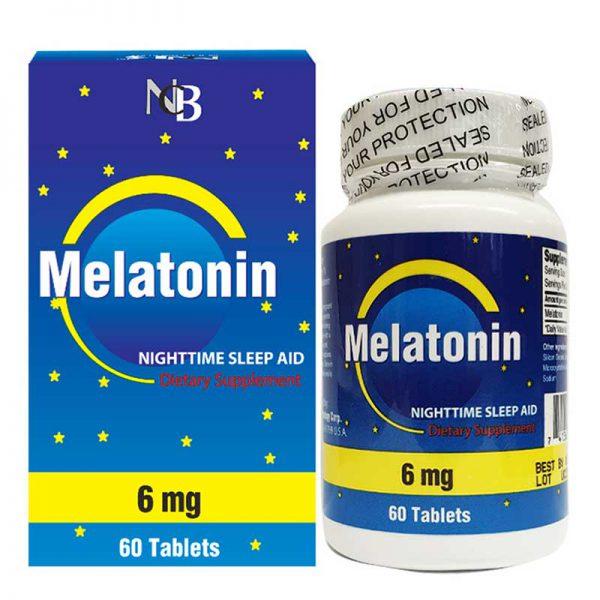 Melatonin - an thần, ngủ ngon