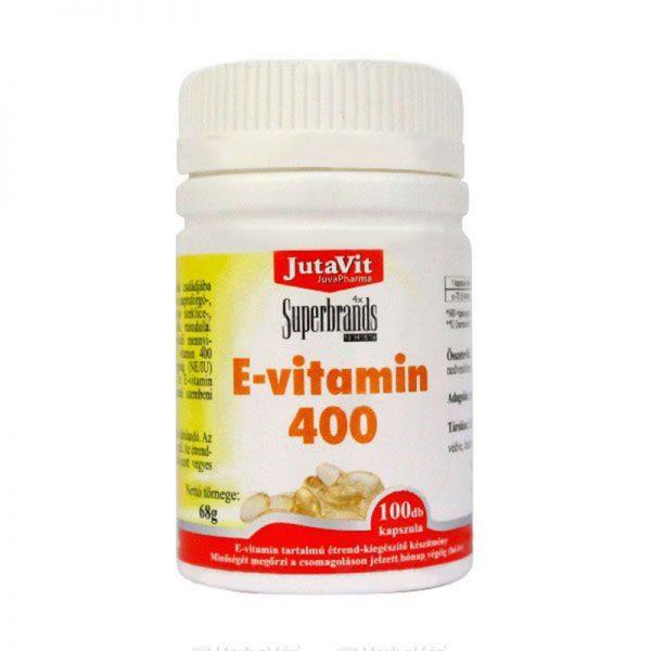 hình ảnh jutavit-e-vitamin-400-kapszula-100x