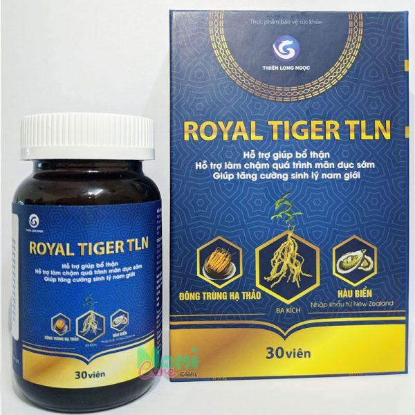 chữa liệt dương với royal tiger tln