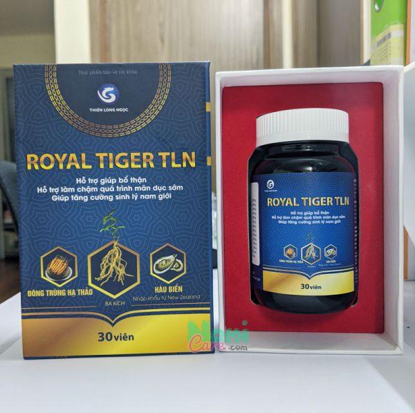 thuốc chống xuất tinh sớm royal tiger tln