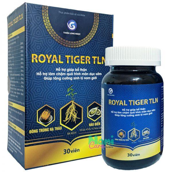 tăng cường sinh lực royal tiger tln